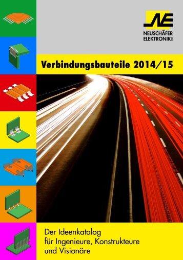 Verbindungsbauteile 2014/15