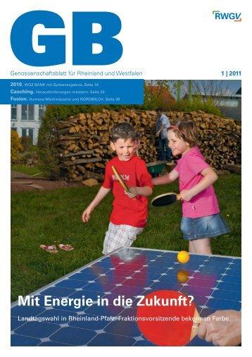 Rheinland-Pfalz wählt! - RWGV