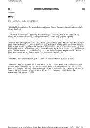 INFO Seite 1 von 2 Artikeltextausgabe 11.07.2011 http://epaper2 ...