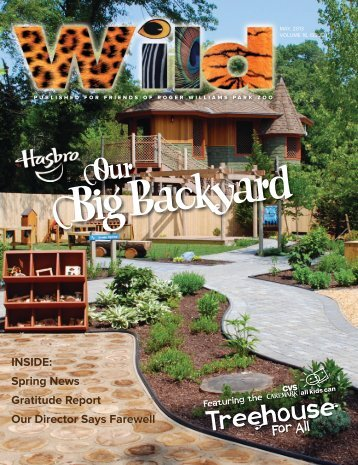 INSIDE: Spring News Gratitude Report Our Director Says Farewell
