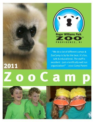 """""""We do a lot of different camps & ZooCamp is by far the best. It's fun ..."""