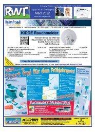 März 2012 - RWT - Magazin für die Südwestpfalz