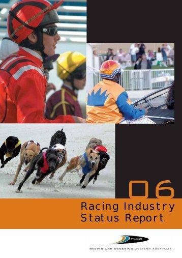 Western Australian Racing Industry Status Report 2005/2006