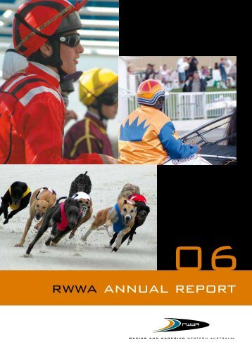 RWWA Annual Report 2005 - 2006 ( PDF 1341KB ) - RWWA Home