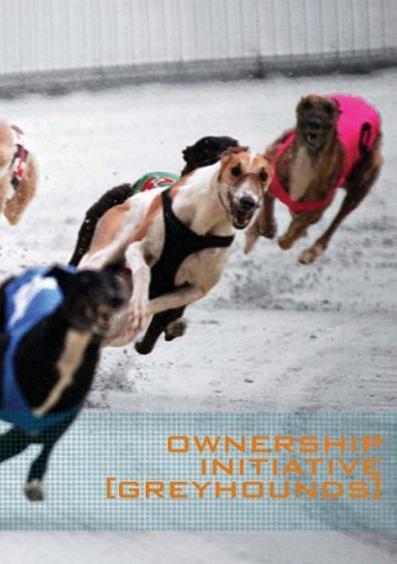 ownership initiative [greyhounds] - RWWA Home