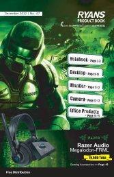 Razer Audio - Ryans Computers