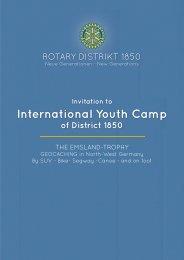International Youth Camp