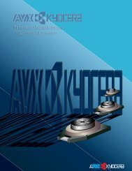 Thick Film Chip Trimmer Potentiometers