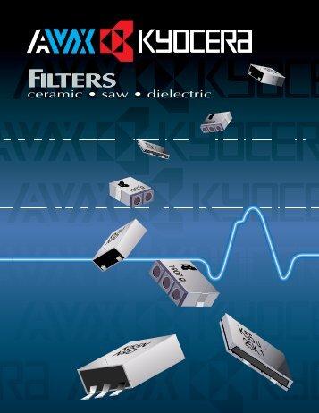 AVX/KYOCERA Ceramic Filters