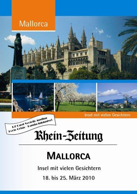 MALLORCA - rz-Leserreisen