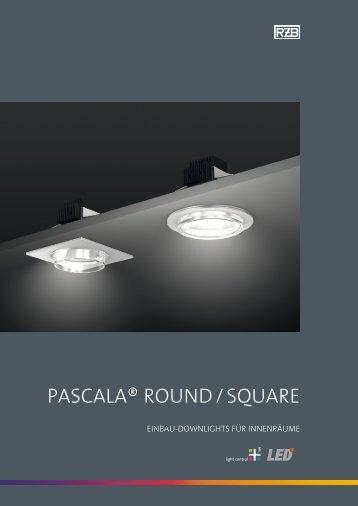 Pascala Downlights - RZB