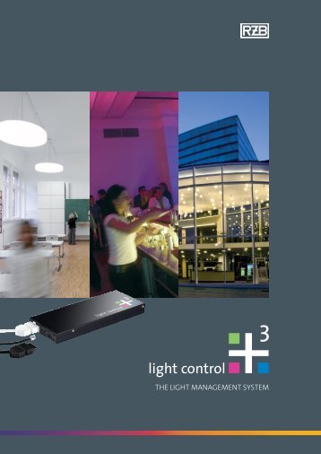The LighT ManageMenT SySTeM - RZB