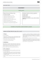 (M)LAR: Building Code - RZB