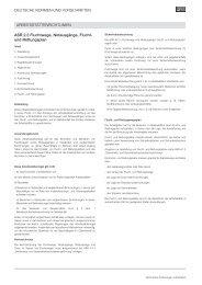 ASR: Arbeitsstättenrichtlinie - RZB