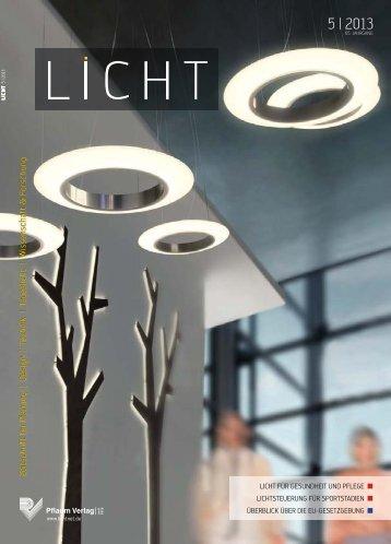 Circadianes Licht für Senioren - RZB Leuchten