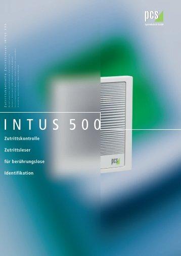 INTUS 500 - Pro-4-Pro