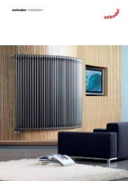 zehnder charleston - Zehnder – Systems for heating, cooling and ...