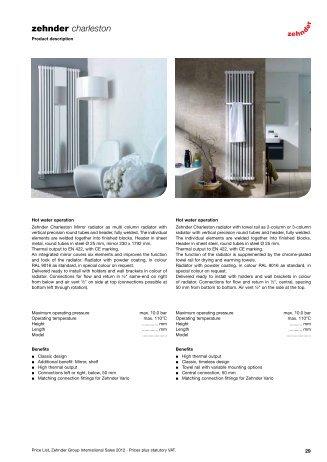 others zehnder accessorie. Black Bedroom Furniture Sets. Home Design Ideas
