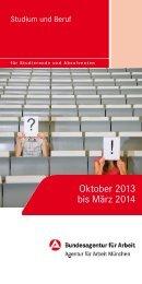Download Broschüre - Student und Arbeitsmarkt - Ludwig ...
