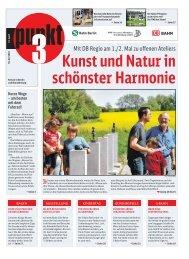 Kunst und Natur in schönster Harmonie - S-Bahn Berlin GmbH