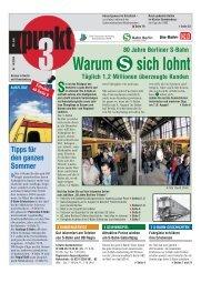 Warum sich lohnt - S-Bahn Berlin GmbH