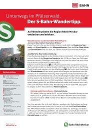 """Im Land des letzten Deutschen Ritters"""" (PDF, 489KB) - S-Bahn ..."""