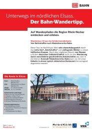 29. Reichshoffen Niederbronn (PDF, 508KB) - S-Bahn RheinNeckar