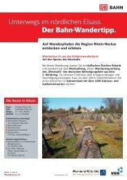24. Westwall - S-Bahn RheinNeckar