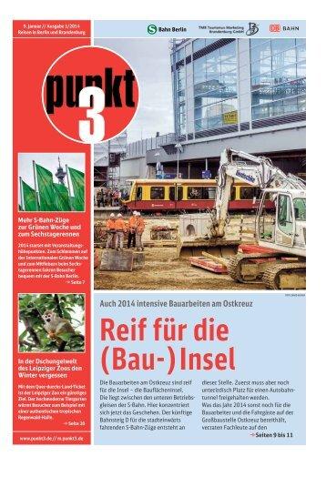 Reif für die (Bau-)Insel - S-Bahn Berlin GmbH