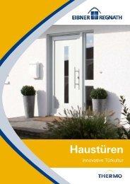 Haustüren - Eibner & Regnath