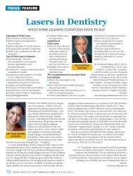 Lasers In Dentistry - Health Mantra
