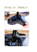 Assembly instructions for partly assembled bikes - Beachcruiser.de - Page 4