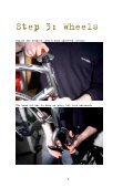 Assembly instructions for partly assembled bikes - Beachcruiser.de - Page 6
