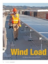 Wind Load Analysis - CPP