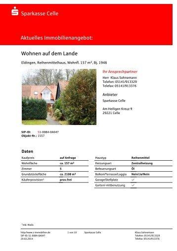 S-Immobilien 1557 - Sparkassen-Immobilien.de
