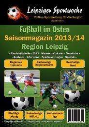 Saisonmagazin 2013/14
