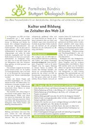 Als PDF herunterladen… - Stuttgart Ökologisch Sozial
