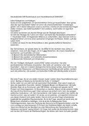 Haushaltsrede als PDF-Datei (47 KB) - Stuttgart Ökologisch Sozial
