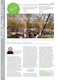 Stadt.Plan 3 2010 - Stuttgart