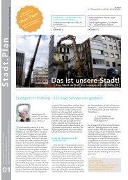 Stadt.Plan 2-2010 - Stuttgart