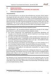 Tourismus als Wirtschaftsfaktor im Saarland - Sparkassen ...