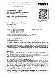 BT-25.03.2007 - PetArt-Foundation