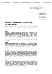 Analitica Latin America Acontece Na Próxima Semana - S2Publicom