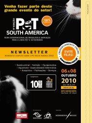 Pet South America - 2010