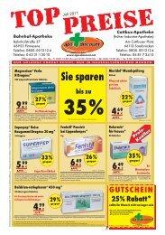 Knüller Preis - Apo-Discount