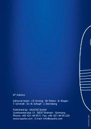 6th Edition Editorial team: J.P. Arning · W. Peters · B ... - Saacke.com