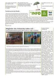 ST-INFO 06/2006 - Förderverein Region Halle (Saale)