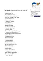 Die Mitglieder des Fördervereins Region Halle \(Saale\) e.V., PDF ...