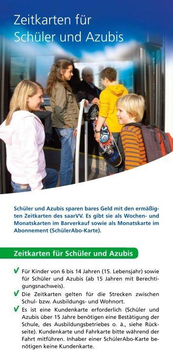 Hier steig' - Saarbahn GmbH