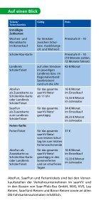Hier steig' - Saarbahn GmbH - Seite 3